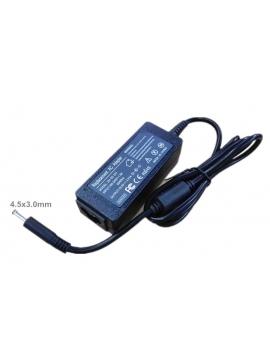 Cargador Portátil Compatible DELL 19,5V 2,31A 4,5X3,0MM