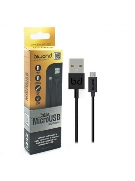 Cable Micro Usb Biwond 1,8m Alta Calidad