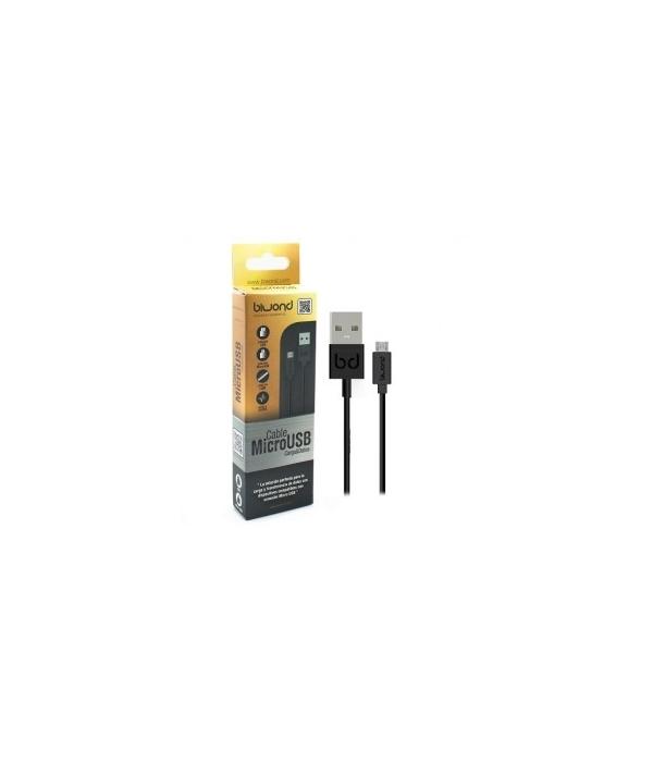 Cable Micro Usb Biwond 1,8m Alta Calidad