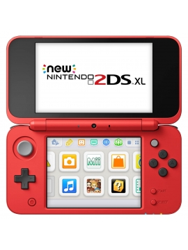 Nintendo New 2DS XL Poke Ball Edition