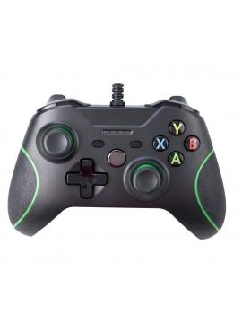 Mando Xbox One Compatible Cable Negro