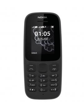 Nokia 105 Telefono Movil Negro