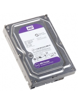 "Disco Duro 3,5"" Western Digital 4TB SATA3 Desktop Purple"