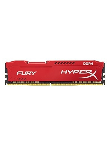 Memoria DDR4 Kingston HyperX FURY 8Gb 2400 HX424C15FR2/8