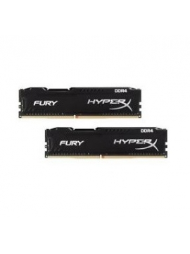Memoria DDR4 Kingston HyperX FURY 16Gb 2666 HX426C16FB2/16