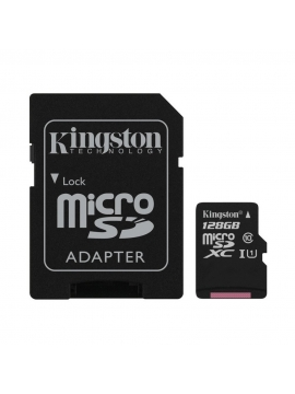 Micro Sdhc 128Gb Kingston 80 Mb/s UHS-I Card