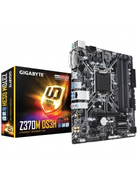Placa Base Gigabite Z370 DS3H