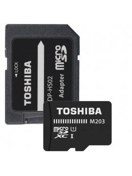 Micro SDHC Toshiba 64Gb UHS-I Card 100Mb/s