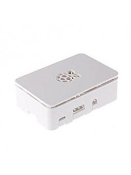 Caja Oficial Raspberry PI 3 Tipo B Blanca RS