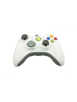 Mando Xbox 360 USB Blanco