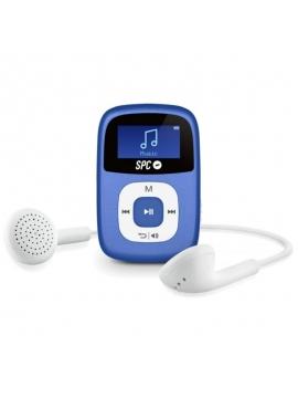 Reproductor MP3 SPC Sparrow 4GB Azul