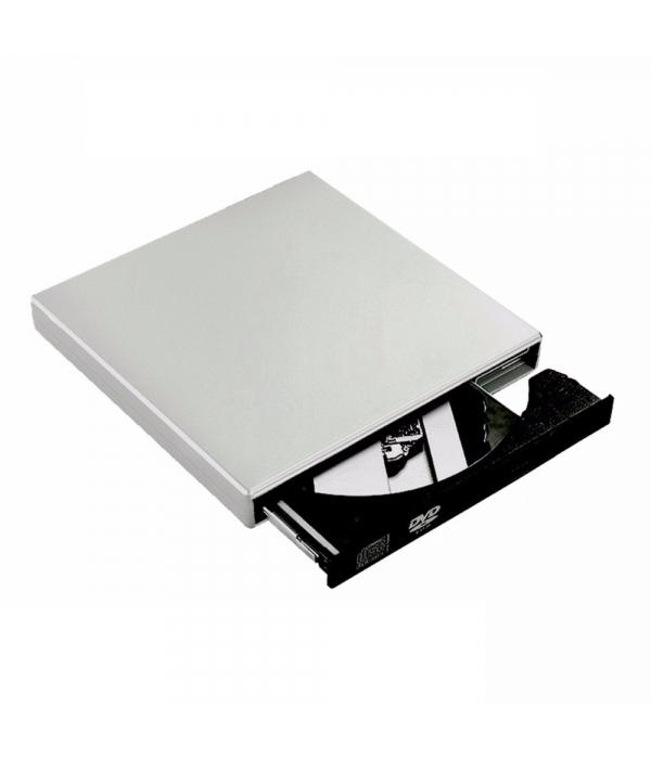 Grabadora Externa CD/DVD USB Gris