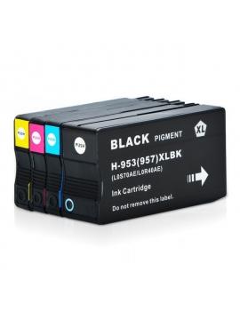 Tinta Compatible HP 953 Y XL Yellow