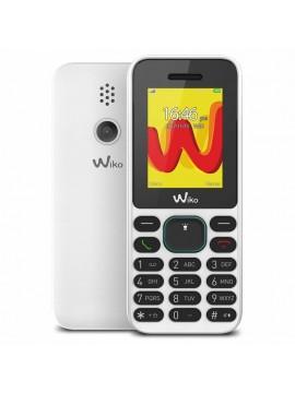 WIKO Telefono Movil Luvi 5 Blanco