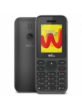 WIKO Telefono Movil Luvi 5 Negro