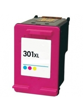 Tinta Compatible HP 301XL Color