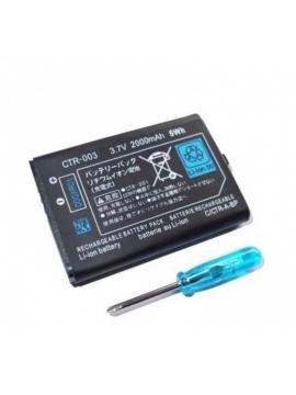 Bateria Nintendo 3DS