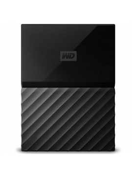 Disco Duro WD My Passport Ultra 4TB USB 3.0 Negro