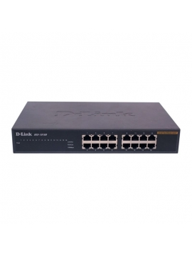 Switch Dlink Des-1016d 16 Puertos