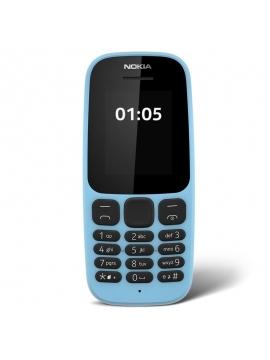 Nokia 105 Telefono Movil Azul
