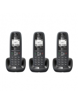 Telefono Inalambrico Gygaset AS405 Trio