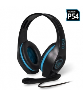 Auriculares Ps4 Spirit Of Gamer Pro-sh5