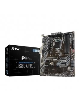 Placa Base MSI B360-A Pro