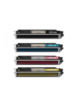 Toner HP Compatible 126A Negro CE310A