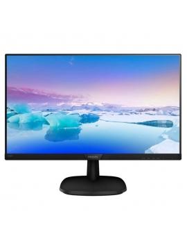 """Monitor Led Philips V-line 223V7QHSB 21.5"""" Fullhd Ips"""