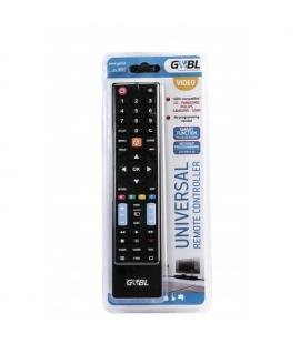 Mando A Distancia Gebl 8001 Compatible Con Tv Lg Samsung Sony Panasonic Philips