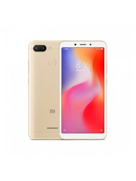 Xiaomi Redmi 6 32Gb 3Gb Gold