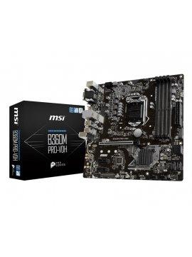 Placa Base MSI B360M Pro-VDH