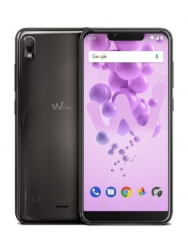 WIKO Telefono Movil View 2 Go 32Gb 3Gb Negro