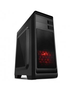 Caja ATX NOX Modus Red Edition USB 3.0