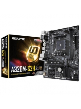 Placa Base AM4 GIGABYTE A320M-S2H