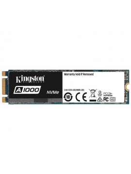 SSD M.2 240GB Gen 3 Kingston SA1000M8/240G