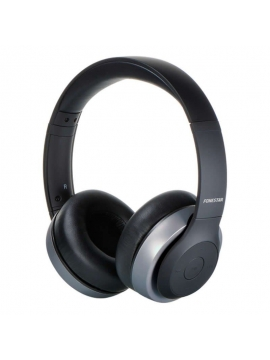 Auricular Bluetooth 4,1 Fonestar Harmony-g Negro Gris