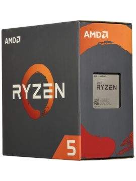 AMD Ryzen 5 1600X 3.2GHZ BOX