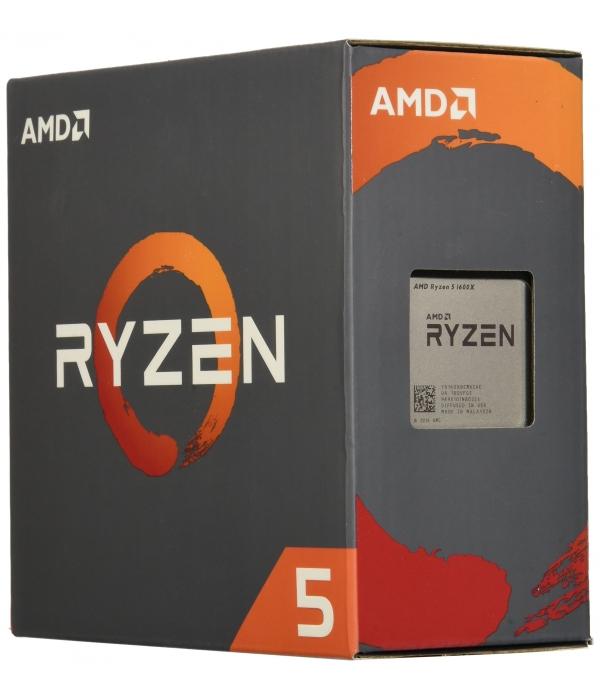 AMD Ryzen 5 1600X 3.2GHZ BOX