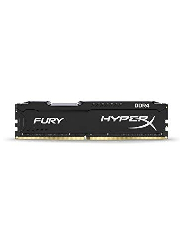 Memoria DDR4 Kingston HyperX FURY 8Gb 2666 HX426C16FB2/8