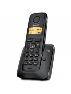Telefono Inalambrico Gygaset A120 Negro