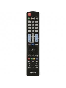 Mando A Distancia CTVLG01 Compatible Smart TV LG