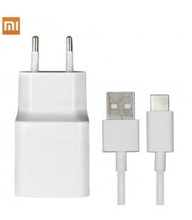 Cargador Original Xiaomi MDY-08 (5V/2A) + Cable USB/Tipo C