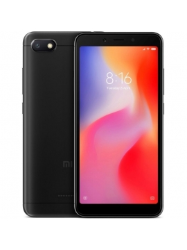 Xiaomi Redmi 6 32Gb 3Gb Black