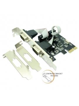 Tarjeta PCI 2 Puertos Serie APPROX