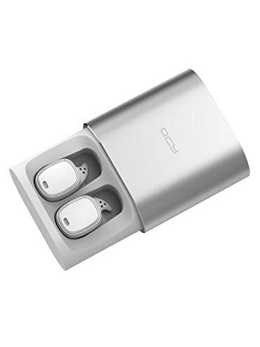 Auriculares Bluetooth 4.2 QCY-T1 Pro Auriculares con estuche de carga