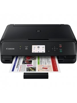 Impresora Multifuncion Canon Wifi Pixma TS5050 Negra