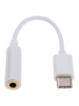 Adaptador USB-C a Adaptador de Auricular Jack 3,5