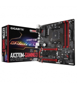Placa Base AM4 Gigabyte GA-AX370-Gaming 3