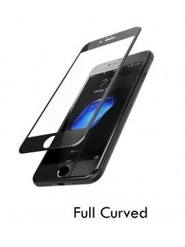 Cristal Templado Iphone 7 8 Full Glue Negro